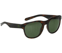 Subflect Matte Tortoise Sonnenbrille braun