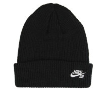 Fisherman Beanie white