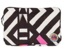 Beach Cruisin Wallet white