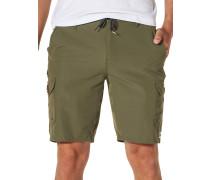 Creek Shorts grün