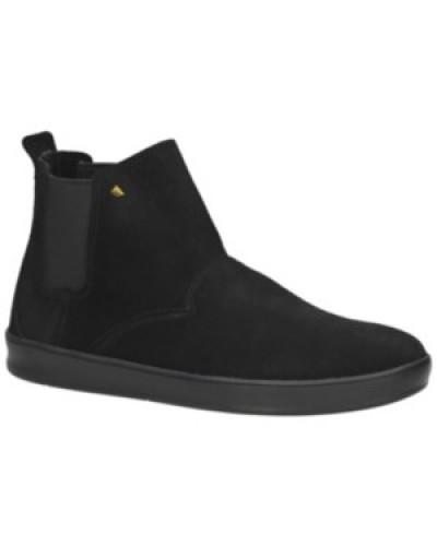 Romero Hi Skate Shoes black