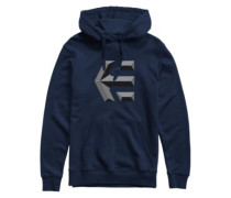 Mod Icon Hoodie navy