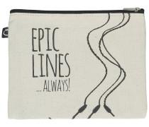 Epic Lines Tasche braun