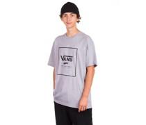 Classic Print Box T-Shirt black