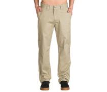 A/989 Chino Pants khaki