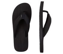 Koosh Slide Sandals black out
