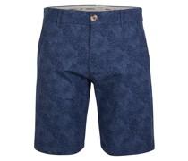 Outline Floral Shorts