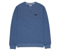 All Day Crew Sweater dark blue heath