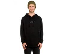 JLA Fleece Pullover black