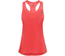 Runagade Mesh Tank Top cayenne red