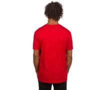 Palm T-Shirt cardinal