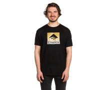 Combo T-Shirt schwarz