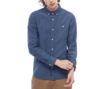 Longden Shirt LS dress blues