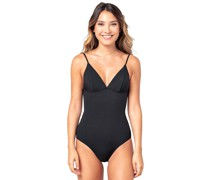 Modern Rib Recycled Swimsuit