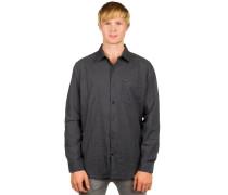 One & Only 2.0 LS Hemd schwarz
