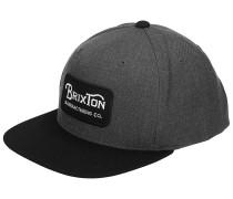 Brixton Grade Snapback Cap