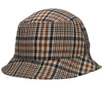 Louver Bucket Hat black