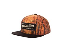Mitchell & Ness Forest Camo Cap