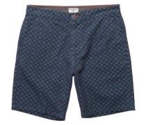 New Order Washed Shorts navy