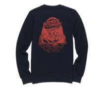 Roar N Row Crew Sweater flint black