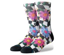 Flower Rave Socks