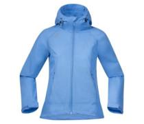 Microlight Outdoor Jacket summerblue