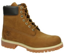 """6"""" Premium Shoes rust nubuck"""
