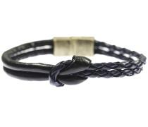 Knott Bracelet blau