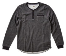 Coast Henley T-Shirt LS black