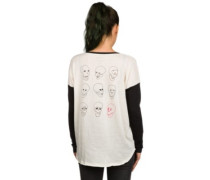 Lister T-Shirt LS vintage white
