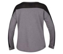 Dri Fit United Crew Sweater heather cool grey