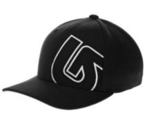 Slidestyle Flexfit Cap Boys true black