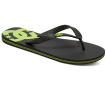 Spray Sandals lime