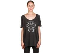 Freedom Cuffs Shirt schwarz