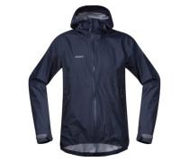 Letto Outdoor Jacket solidgrey