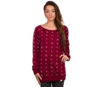 BT Winter Sweater burgundy