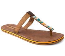Zanzibar Sandalen Frauen braun