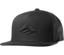 Triangle Snapback Cap