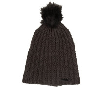 Cold Forest Beanie off black