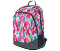 Pencil Proschool Backpack white