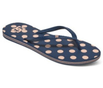 Spray Graffik Sandals Women navy