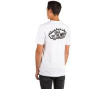 X Thrasher Pkt T-Shirt white