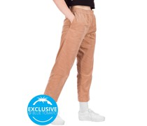 Zoey Elastic Waist Corduroy Pants