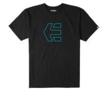 Icon Outline T-Shirt black