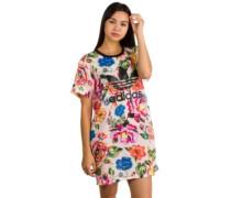 Floralita Tee Dress multicolor