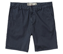 Goodstock Chino Shorts blau
