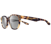 Nike Achieve matte tokyo tortoise/silver Sonnenbrille