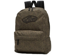 Realm Backpack mini leopard
