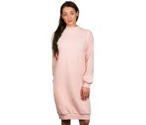Pastel Crew Kleid pink
