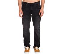 Messenger Jeans schwarz